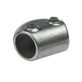 G124 Gegoten hoekklem A7, thermisch verzinkt