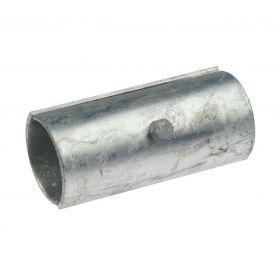 2-delige stalen buiskoppeling, thermisch verzinkt